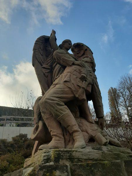 Den Opfern der Weltkriege